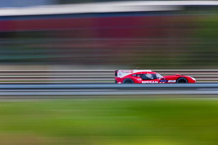 Nissan GT-R LM Nismo Le Mans test 2015