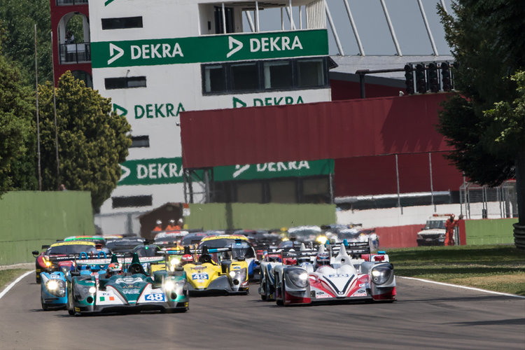 2015 4 Hours of Imola