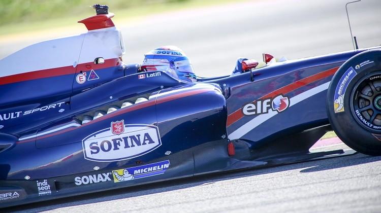 AUTO - FR 3.5 TESTS AT MOTORLAND 2015