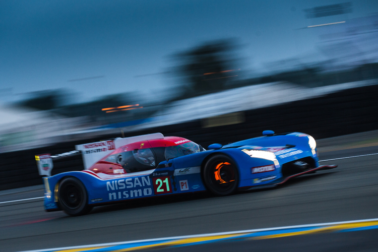 2015 24 hours of le mans list of confirmed retirements the checkered flag - Garage volkswagen le mans ...