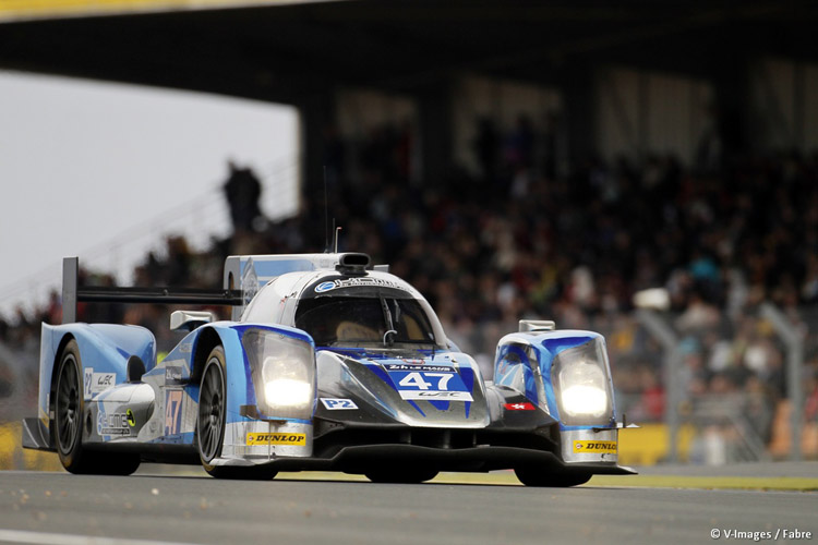 24H du Mans 2015 test day