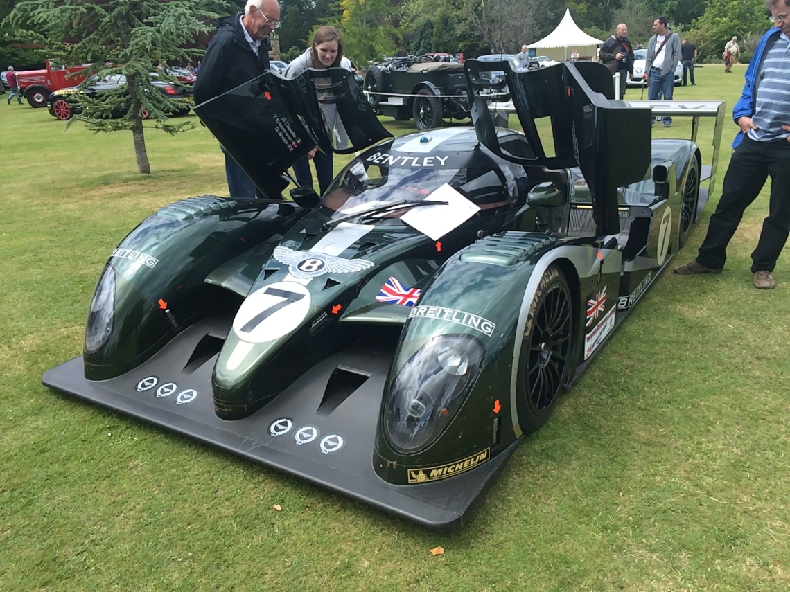 Wilton Classic & Supercar with Castrol EDGE – Day 1
