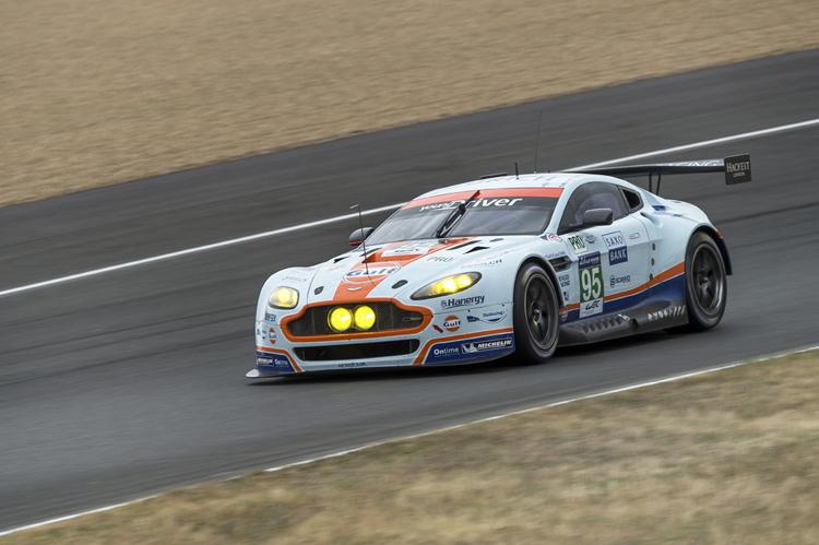Credit: Aston Martin Racing