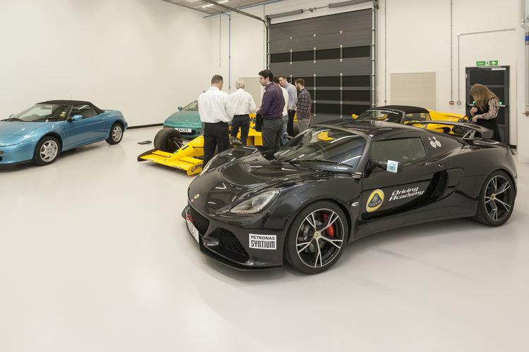 Ansible Lotus Car