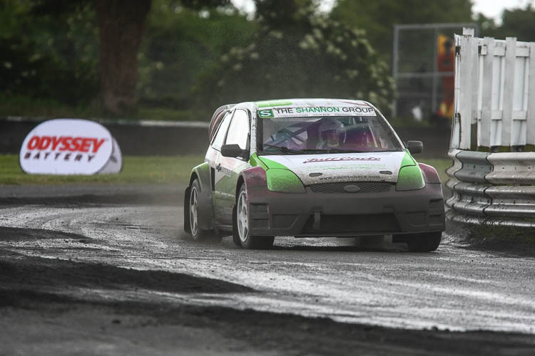British Rallycross Championship Round 4. Mondello Park, Ireland. 27th June 2015. (c) MATT BRISTOW | Rubber Duck Does Automotive Photography