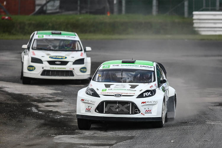 British Rallycross Championship Round 5. Mondello Park, Ireland. 28th June 2015. (c) MATT BRISTOW | Rubber Duck Does Automotive Photography