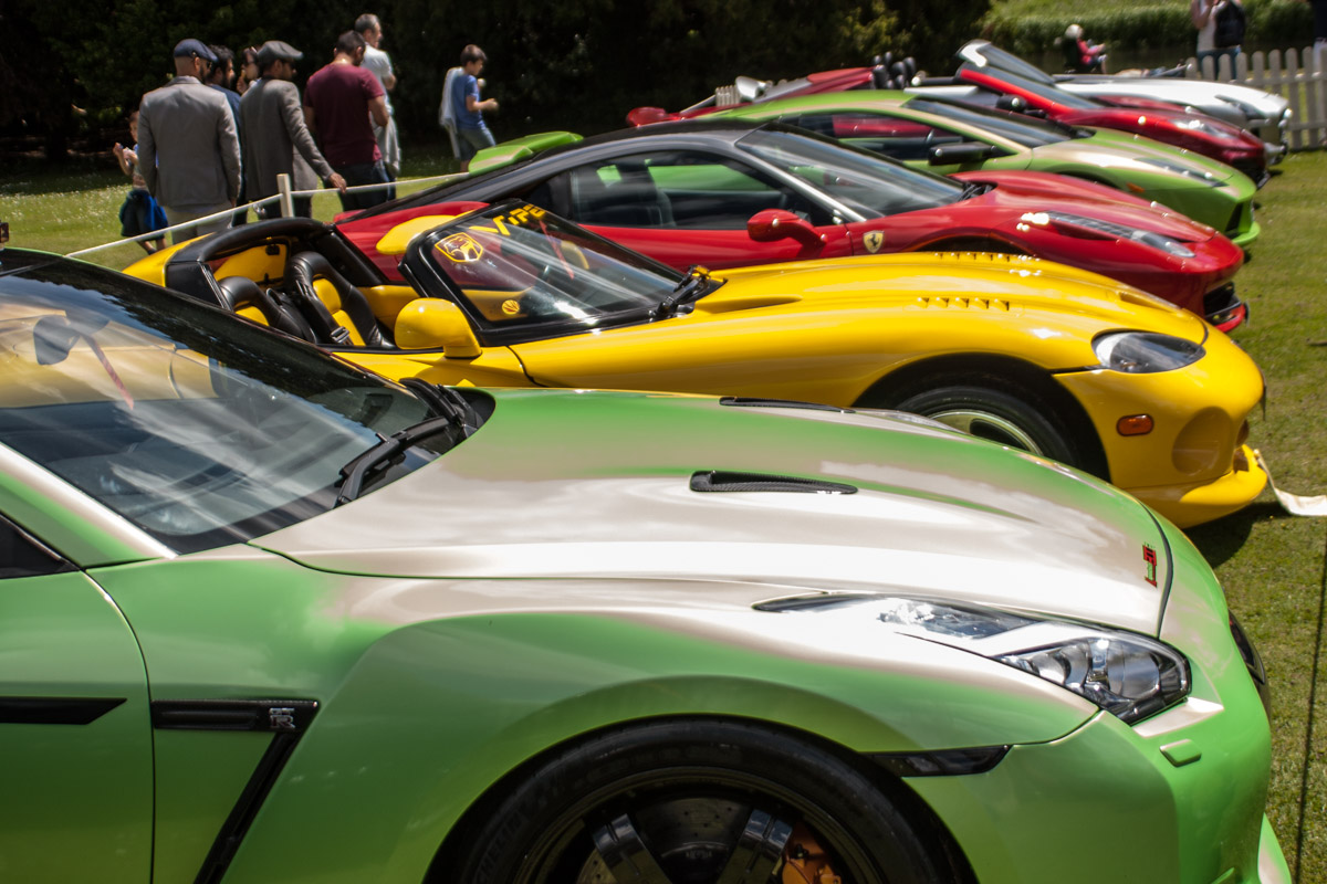 Wilton Classic & Supercar with Castrol EDGE – Day 2
