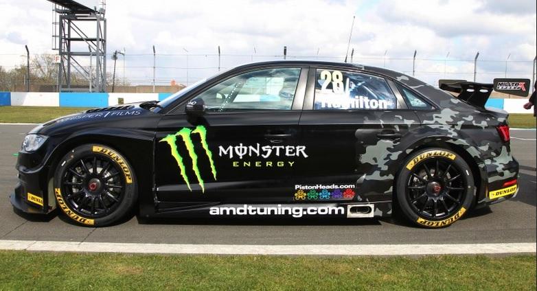 Nic Hamilton car profile