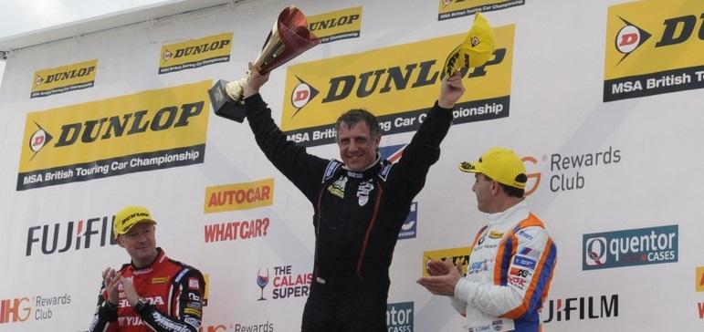 Jason Plato is a nine-time Oulton BTCC winner - Photo: btcc.net