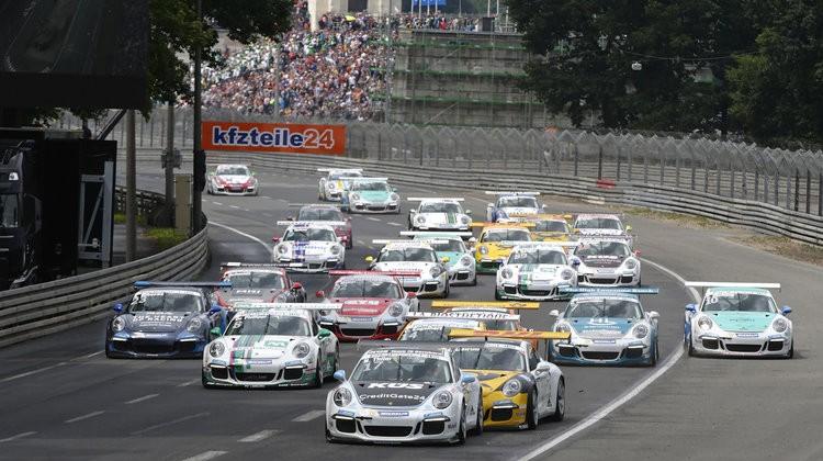 Porsche Carrera Cup Deutschland 2015