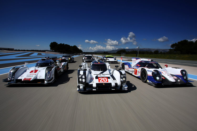 The WEC: Growing in popularity and growing in talent. (Credit: WEC.com)