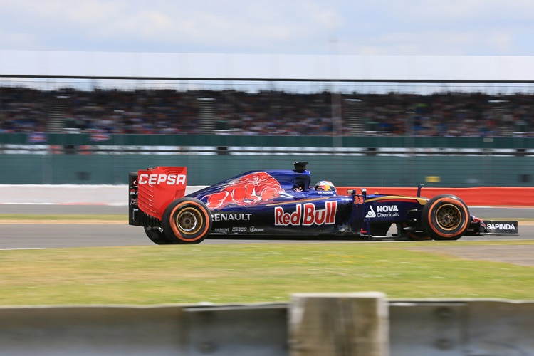 The weekend started well but ended badly for Verstappen (Credit: Octane Photographic Ltd)