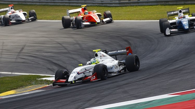 Auto - Fr 3.5 race at Red Bull Ring 2015