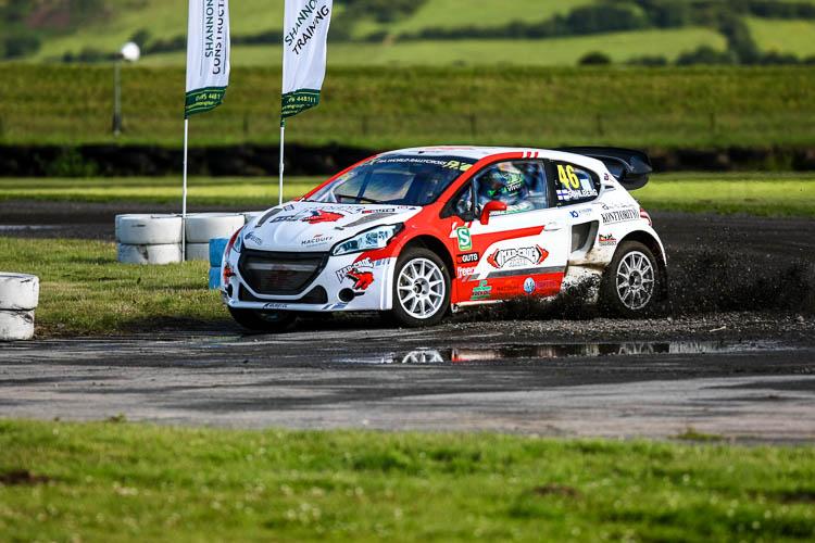 MSA British Rallycross Round 6, Pembrey 19th July 2015. (c) MATT BRISTOW