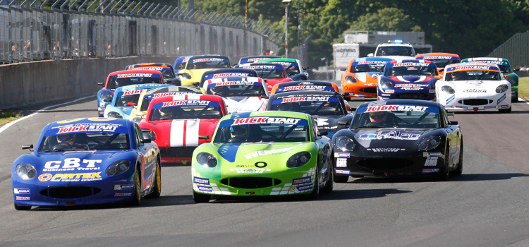 Large Grids Have Produced Superb Racing This Season - Credit: Jakob Ebrey Photography