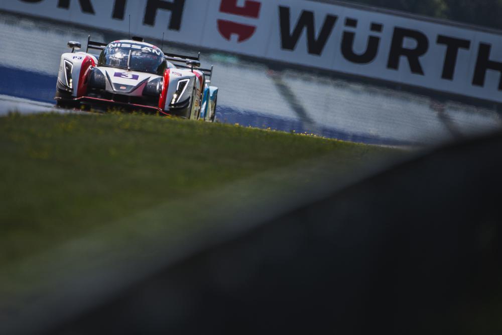ELMS 2015 LMP3 Team LNT Ginetta Nissan