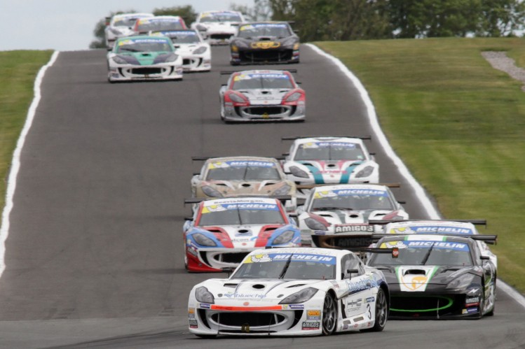 Ginetta GT4 Supercup - Credit: Jakob Ebrey Photography