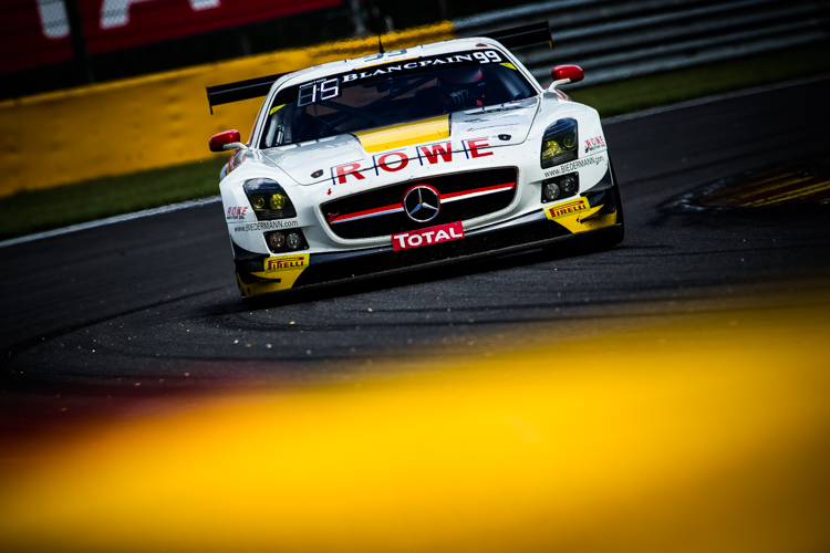2015 Total 24 Hours of Spa (Credit: Tom Loomes Photographer)