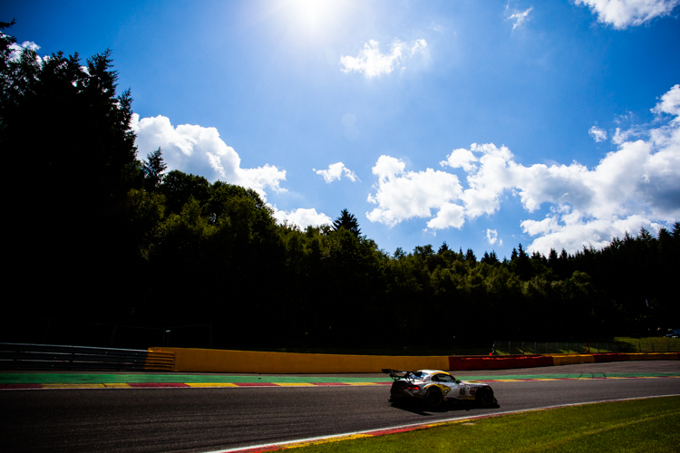 2015 Total 24 Hours of Spa (Credit: Tom Loomes Photography)