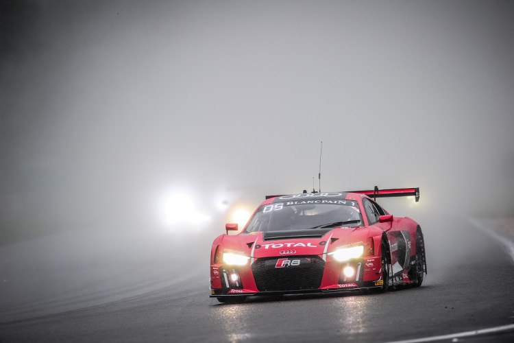 2015 Total 24 Hours of Spa (Credit: Vision Sport Agency)