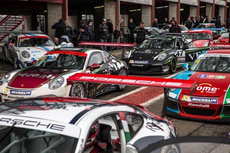 """Racing is fundamental for Porsche"" (Credit: Porsche GB)"