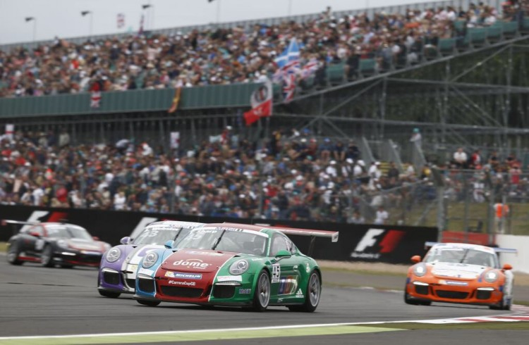 MAV deal is a significant move. International round now fixed in calendar (Credit: Porsche GB)