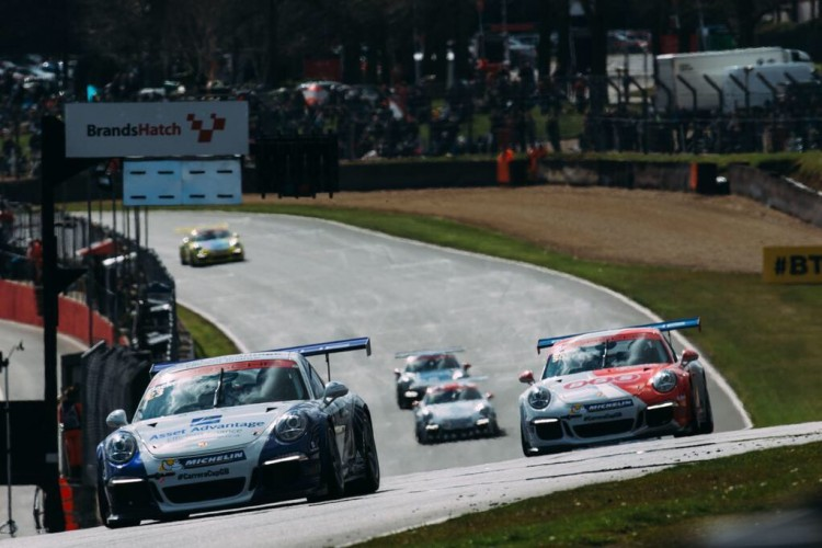 Pro-Am2 is occasionally chaotic (Credit: Malcolm Griffiths)
