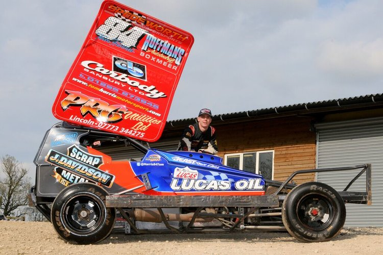 British Stock Car Champion To Tackle Leading Us Series