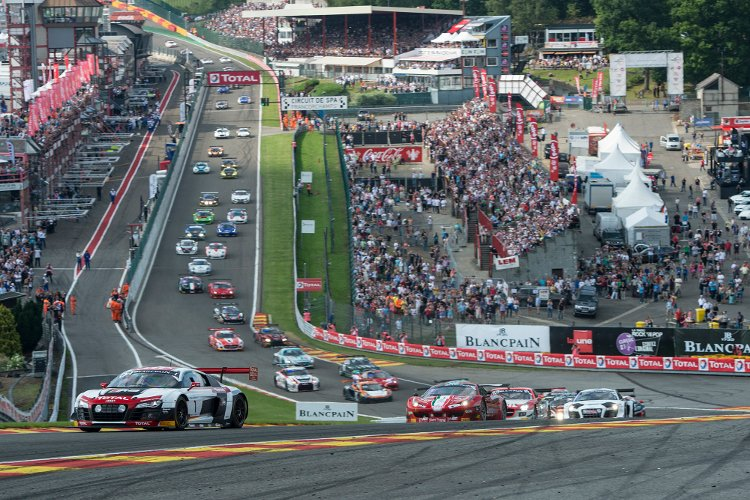 Total 24 Hours of Spa (Credit: Brecht Decancq Photography / Brecht Decancq)