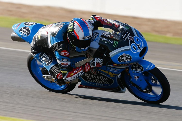 Jorge Navarro - Photo Credit: MotoGP.com