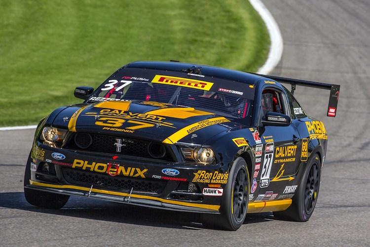 Phoenix American Motorsports Calvert Sonoma 2015 Miller PWC GTS