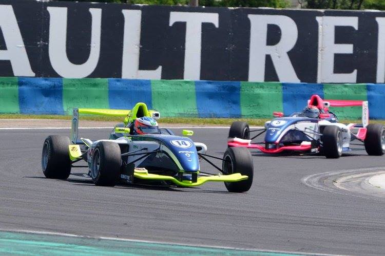 French F4 Magny Cours 2015