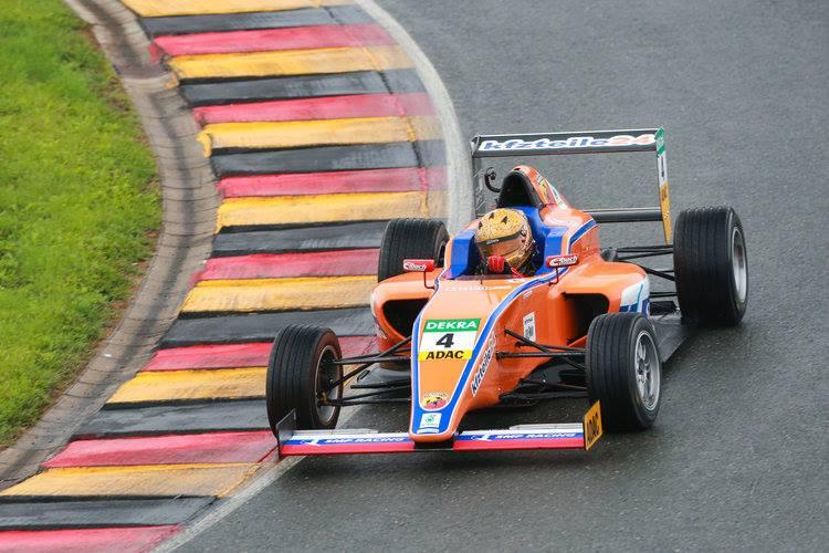 ADAC F4 Sachsenring 2015