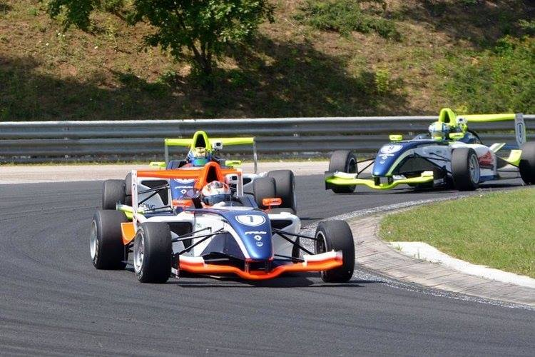 French F4 Magny Cours