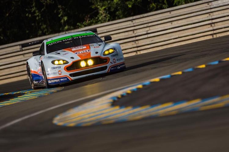 Aston Martin Le Mans 2015 WEC
