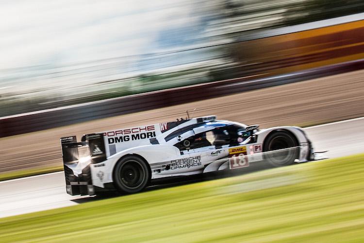 6 Hours Nurburgring 2015 WEC Porsche 18