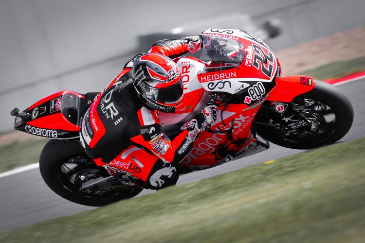 Sam Lowes - Photo Credit: MotoGP.com