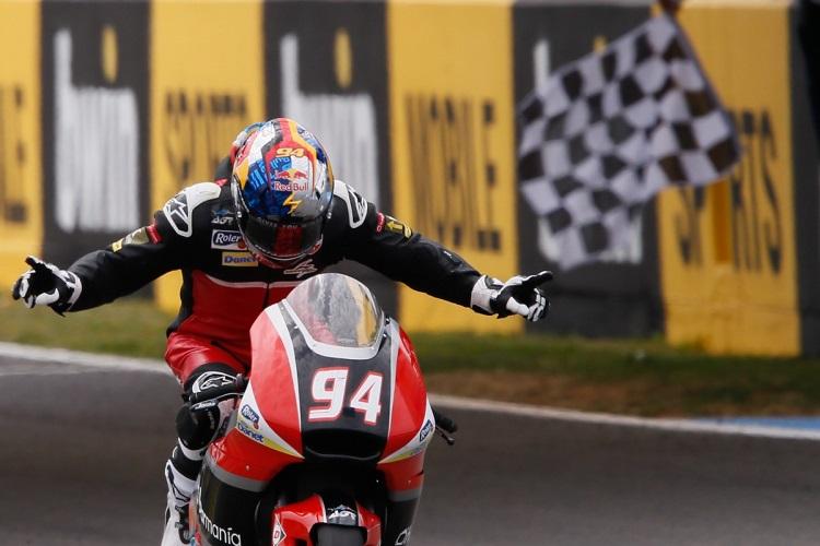 Folger's finest moments in Moto2 have come at Jerez (Photo Credit: MotoGP.com)