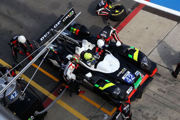 Strakka Racing 2015 WEC Nurburgring Kane Leventis Watts