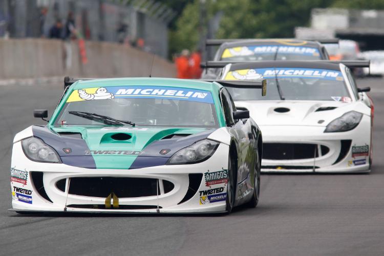 Optimum Motorsport Ran Ade Barwick At Oulton Park - Credit: Jakob Ebrey Photography