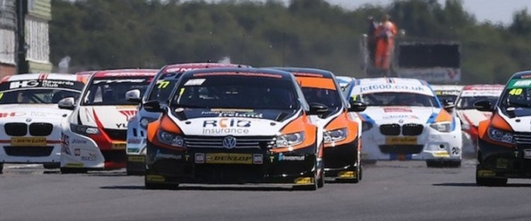 BMR moved to the fore at Snetterton
