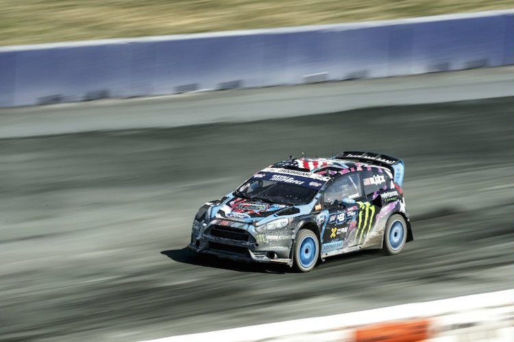 Ken Block Red Bull Global Rallycross Washington DC