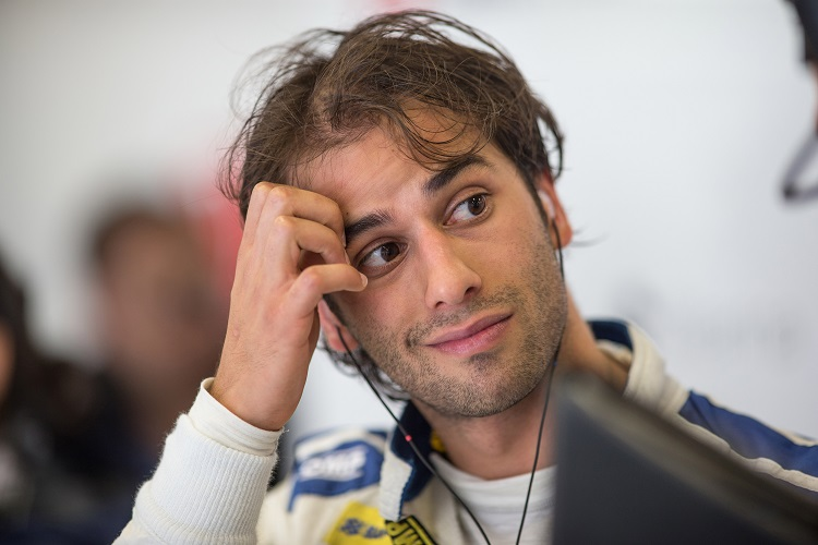 New start procedure 'difficult' without Sauber simulator ... Felipe Nasr