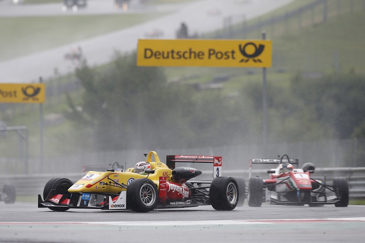 FIA Formula 3 European Championship, round 8, race 3, Red Bull Ring (AUT)