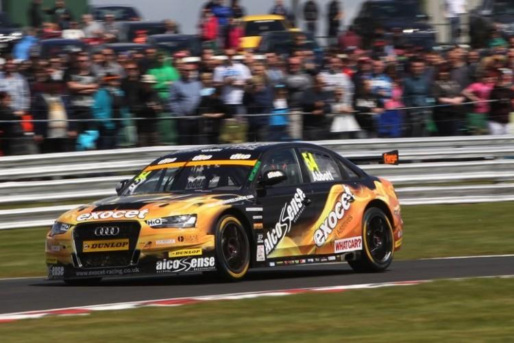 Hunter Abbott Will Race On For Audi At Knockhill