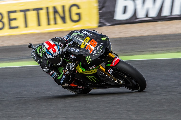 Bradley Smith - Photo Credit:  Craig McAllister