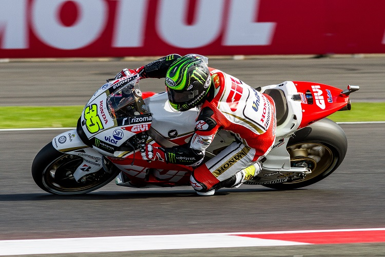 Cal Crutchlow - Photo Credit: Craig McAllister