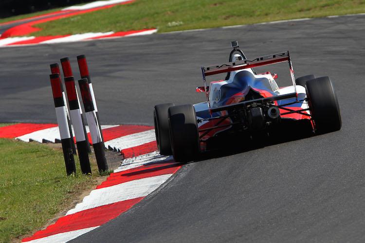Will Palmer Snetterton 2015
