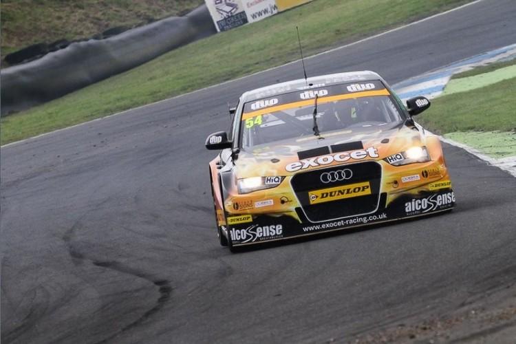 Rob Austin Audi Knockhill 2015