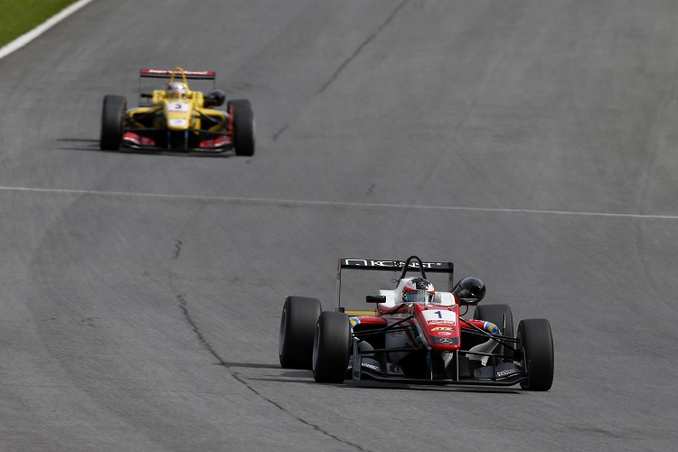 FIA Formula 3 European Championship, round 8, race 2, Red Bull Ring (AUT)